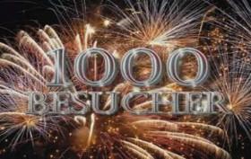1000besucher