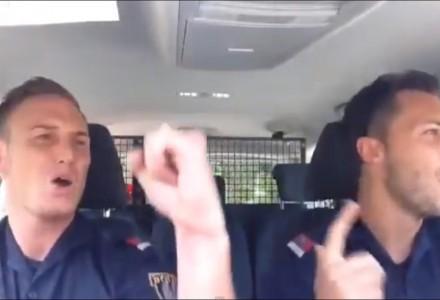 Wiener Polizei Atemlos
